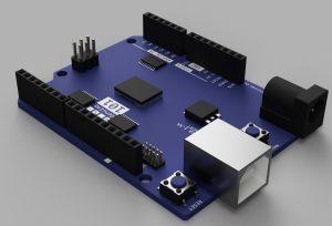 Arduino 3Dモデル