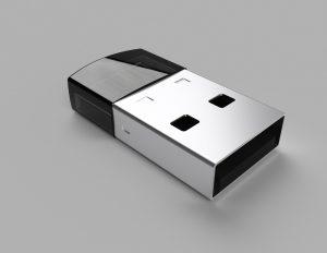 Bluetoothドングル 3Dモデル