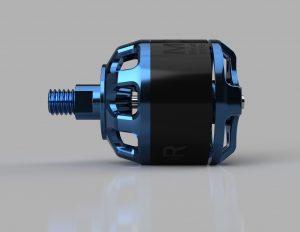 ブラシレスモーター 3Dモデル