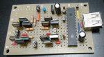 Bluetoothモジュールとモータードライバ
